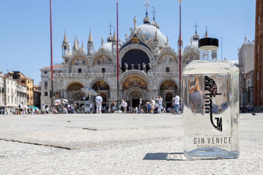 Gin Venice Basilica di San Marco