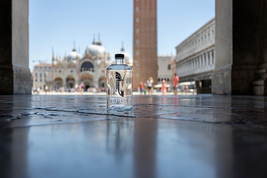 Gin Venice Piazza San Marco